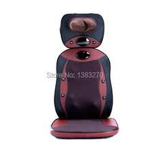 2014 multifunctional cheap massage cushion luxury massage cushion vibration kneading massage mat