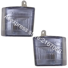 Front Turn Signal Light fits Mitsubishi Canter 1994 - 2003 Truck  Marker Parking Corner PAIR