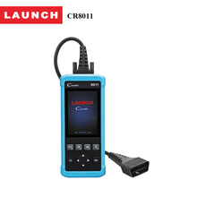 Launch Automotive Scanner CReader 8011 / 811 OBD2 OBDII/EOBD Car/Auto Diagnostic Tool With Print data via PC obd 2 code reader(China)