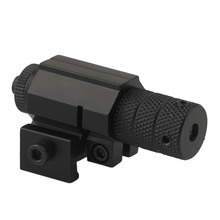 2017 New Tactical  650nm Red Dot Laser Sight fit for Scope fit Airsoft Light for Huting with Battery Best Price