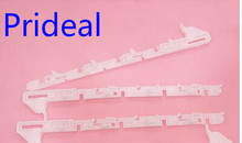 Prideal RC1-6643 RC1-6643-000 cheap white color New lever slide lock for HP Color Laserjet 3000 3600 3800 CP3505 2700(China)