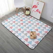 HUAMAO Thicken Soft Kids Room Play Mat Modern Bedroom Area Rugs Children Play Game Area Rug Coffee Table Carpet for Living Room