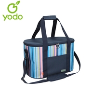Yodo 25L Thermal Cooler Bag Thicken Folding Picnic Bag Insulated Waterproof Ice Pack Large Bag Refrigerator 600D Bolsa Termica