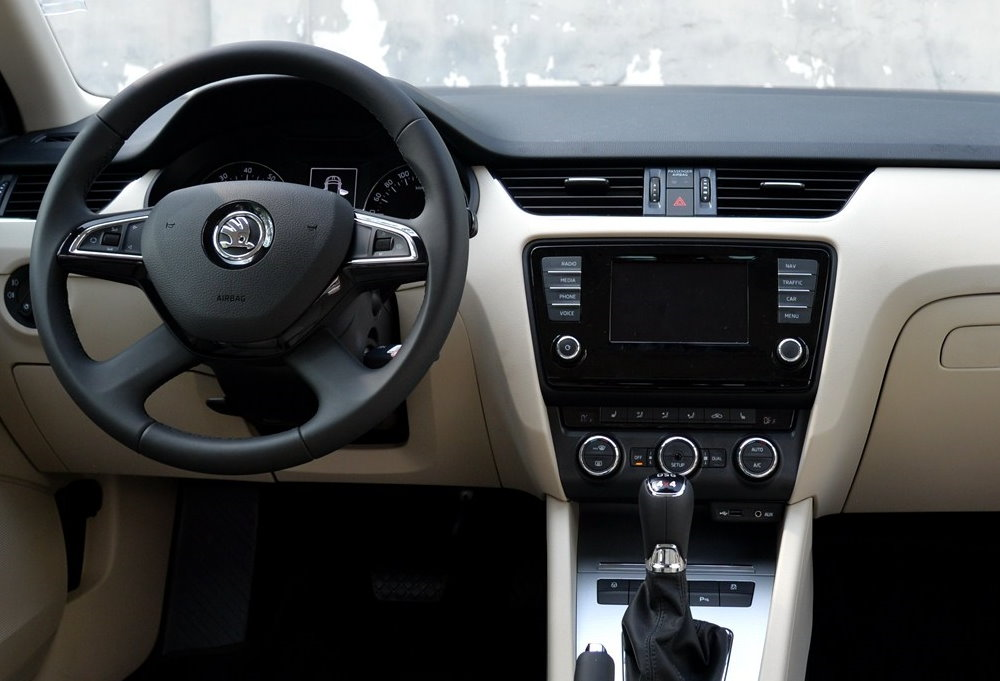 Skoda Octavia 2015-S