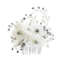 2017 Bridal Wedding Party Decoration Supplies Crystal Hair Comb Hair Accessories Bridal Suite headpiece