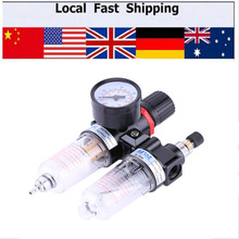 Good Quality AFC2000 Air Pressure Regulator oil/Water Separator Filter Airbrush Compressor