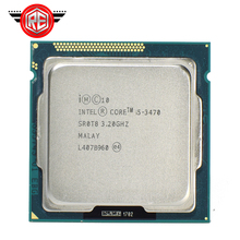 Intel Core i5 3470 3.20GHz 5GT/s 4x256KB/6MB L3 Socket 1155 Quad-Core CPU