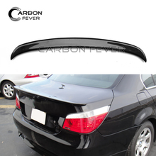 Buy BMW E60 M5 Carbon Fiber Rear Trunk Spoiler Wing 5 Series Sedan 2004 2009 AC Style for $93.39 in AliExpress store