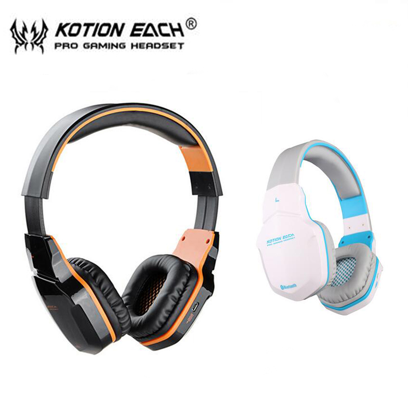 KOTION EACH B3505 Gaming Headset Wireless Stereo Bluetooth 4.1 EDR Earphone with Mic for iphone sumsung and more smart phones<br><br>Aliexpress