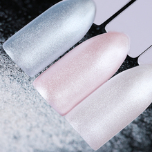1 Box 1.5g Diamond Pearl Mermaid Powder Shining White Dust Nail Art Glitter Powder Pigments(China)