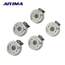 Aiyima 5PCS MITSUMI Three-phase Outer Rotor Micro Brushless Dc Motor For electric shavers Diy(China)