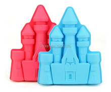 palace shaped ice cube tray originality DIY silicone ice cube tray ice maker palace ice cube tray mold