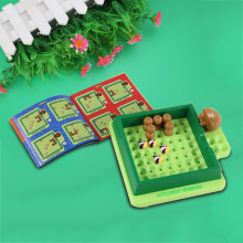 Hedgehog Run In Maze Board Game Toy Kit For Fun Intellectual development Gifts