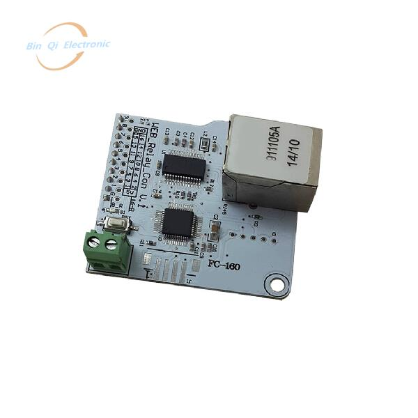 NEW 8 network control board 28J60 relay control module power control centralized management network control<br><br>Aliexpress