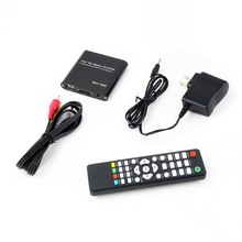 Hot 1set 1080P Mini Media Player MKV/H.264/RMVB Full HD with HOST Card Reader Promotion(China)