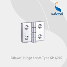 Saipwell SP6070 two way spring hinges toilet seats adjustable universal hinges outdoor furniture hinges 10 Pcs in a Pack(China)