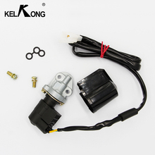 KELKONG Automatic Electric Choke Scooter Moped ATV Go Kart 50cc 125cc 150CC PD18J PD24J GY6 Carburetor Electric Choke Upgrade(China)