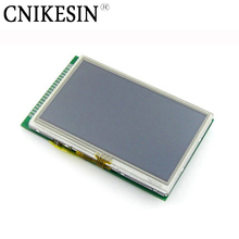 CNIKESIN Raspberry Pi hdmi screen  4.3 inch LCD screen module TFT screen  Raspberry Pi  display module touch screen