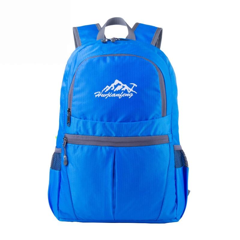 Folding bag Women Men Nylon Waterproof Backpack Casual Lightweight Students School Bags Rucksack<br><br>Aliexpress