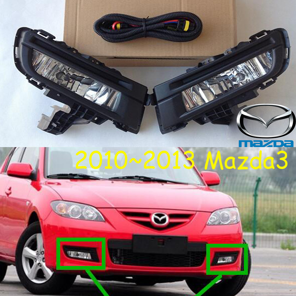 car-styling,Mazd3 halogen light,2010~2013,Free ship!2pcs,Mazd3 fog light;car-covers,Mazd3 headlight;Mazd 3<br>