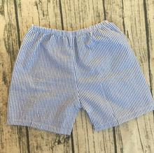 hot summer boys seersucker shorts children swim shorts baby fashion clothes online