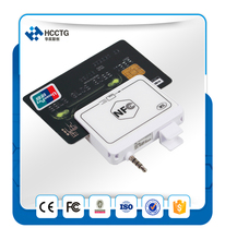 ACR35 смарт-карты Чтение терминал NFC pos machine/Audio Card Reader(China)