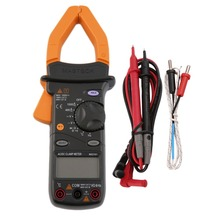 2017 Useful New MASTECH MS2101 AC/DC Digital Clamp Meter 4000 Counts with Storage Bag Worldwide Store(China)