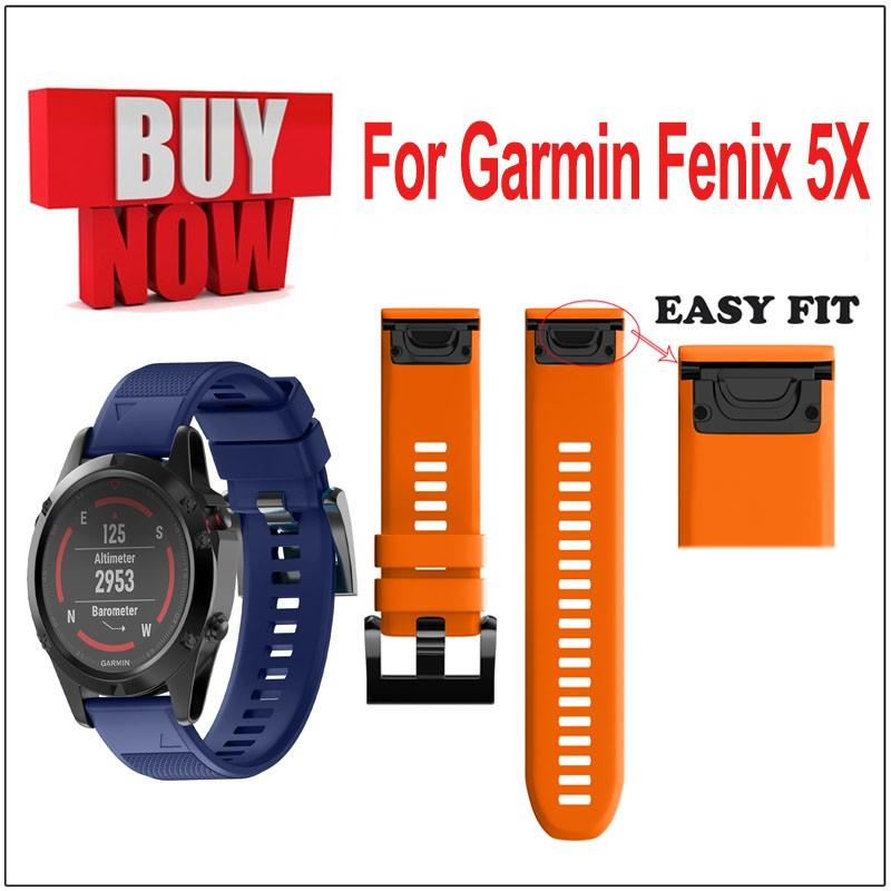 Fenix 5X