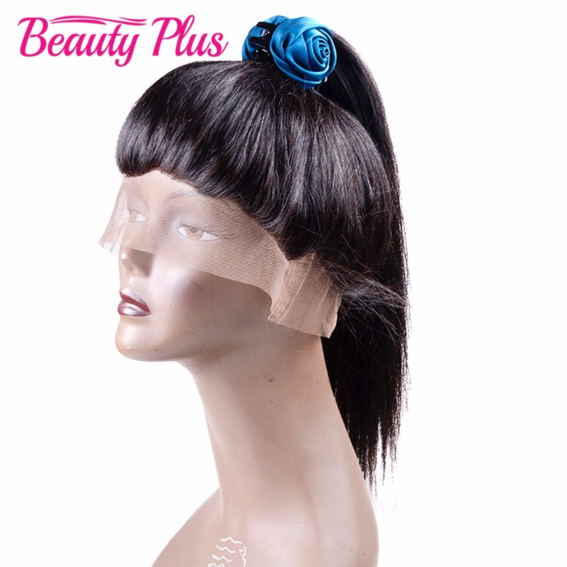 360 Lace Frontal Full Lace Frontal Closure Human Hair Beauty Plus Peruvian Virgin Hair Straight 360 Frontal Lace Closure<br><br>Aliexpress