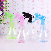 Plastic Hairdressing Flower Plant Salon Water Trigger Spray Bottle, Random Color NB0429