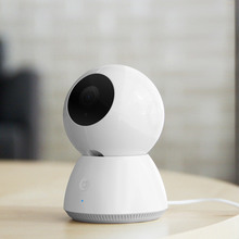 Buy Original Xiaomi Mi MIJIA 1080P Smart Home Dome IP Camera Phone WiFi APP Remote Control 360 Degree View Angle Night Vision Webcam for $88.00 in AliExpress store