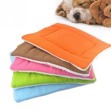Pet Bed Couch Lovely Comfortable Cat Dog Bed Cushion Pad Sofa Mat Indoor Puppy dog beds 45*35CM