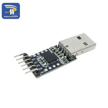 New 6Pin CP2102 Module USB 2.0 To TTL On STC for arduino Pro mini Download Better US43