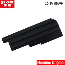 JIGU Original laptop Battery For ThinkPad R500 W500 T61 SL400 R60 R61 T500 T60p T60 SL300 SL500 Z60m Z61e m p 9CELLS(China)