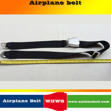 Luxury airline Aircraft airplane safety seat belt buckle plane belt(China)