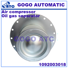 High quality Oil gas separator 1092003018 Air compressor maintenance accessories Three filters(China)