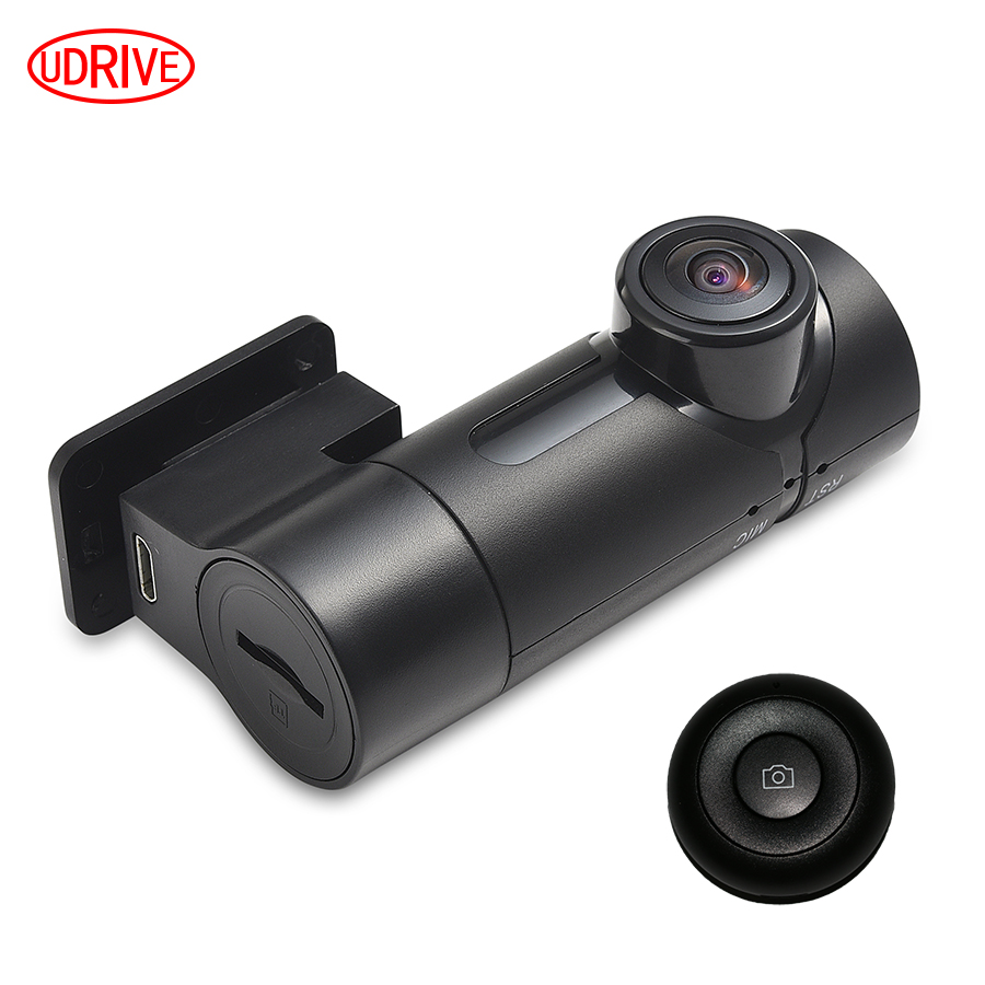 Udrive Car Truck Mini Hidden DVR 230 Wide Angle Dash Cam Camera Full HD 1080P WiFi Night Vision DVR Video Recorder Camcorder(China (Mainland))