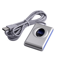 Digital Persona Fingerprint Reader USB Biometric Fingerprint Scanner Sensor URU4000B