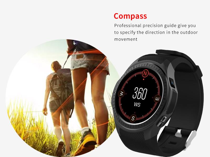 GPS Bluetooth Smart Watch for Sports 7