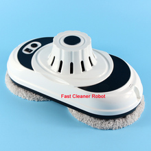 Remote control Wet and Dry Function Auto clean anti-falling Magnetic Electric Window Cleaner Robot