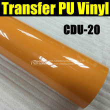 50X100CM/LOT Transfer PU FILM/heat transfer film for clothing (CDU20) BY FREE SHIPPING