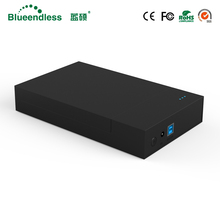 Tool free case hd externo sata USB 3.0 external hdd case new disque dur externe 1 to hdd usb hdd 2.5 box black MR35T hdd usb box(China)