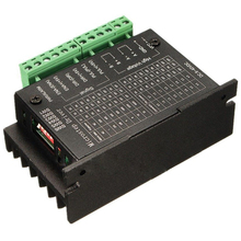 High Quality CNC Single Axis 4A TB6600 2/4 Phase Hybrid Stepper Motor Drivers Controller