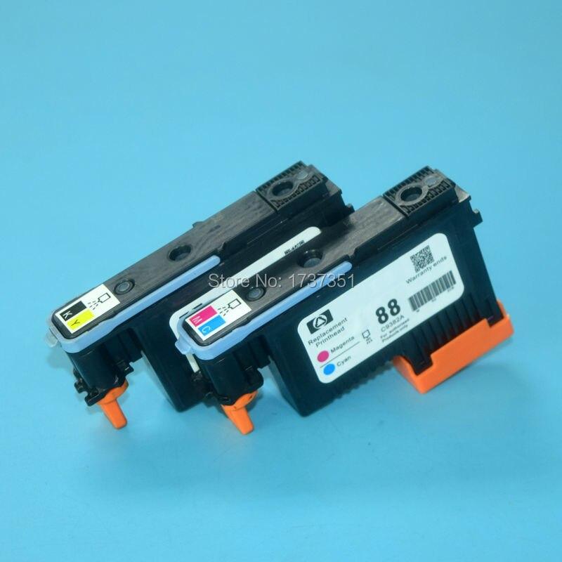 C9381A C9382A HP88 Printhead Compatible For HP K5400 K5300 K8600 L7380 L7580 L7590 K550 L7480 L7680 L7780 Print head<br>
