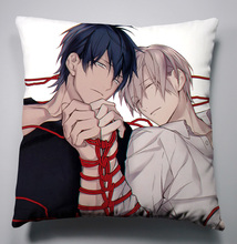Anime Manga TEN COUNT Pillow Pillow 40x40cm Pillow Case Cover Seat Bedding Cushion 001(China)