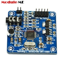 VS1053 MP3 Module Development Board w/ On-Board Recording Function SPI Interface OGG Encoding Recording Control Signal Filter