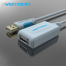 Vention New Arrival Extension Cable 5m 15FT USB 2.0 Type A Male to Type A Female Extension line