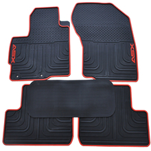 specific rubber car mats for MitsubishiASX waterproof non-slip mats environmental thicker section
