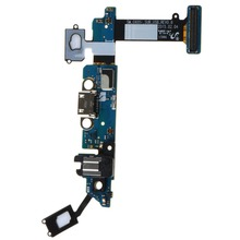 1 x Mobile Phone Flex Cables New Dock Connector Charging USB Port Flex Cable For SamSung Galaxy S6 SM-G920i P15