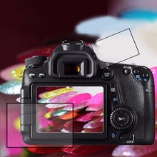 GGS Self-Adhesive Optical Glass LCD Screen Protector For Canon EOS 6D Set New arrvial 2017